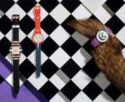 Swatch посвятил новую коллекцию персонажам «Алисы в стране чудес»