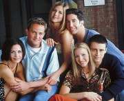 «Друзья» воссоединятся для съемок в новой серии