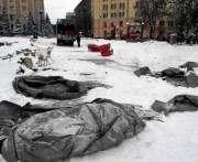 Харьковскую площадь избавили от ужасов
