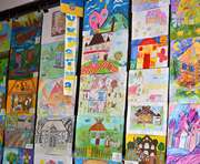 Детей приглашают нарисовать мечту о доме