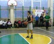 В Харькове проходит чемпионат Школьной баскетбольной лиги