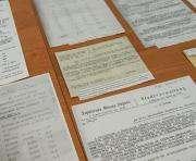 В харьковском архиве открыли для ознакомления документы о Холокосте