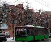 Ново-Баварские троллейбусы изменят маршруты