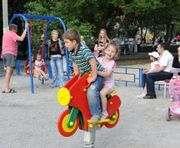 Сколько детских площадок установили в Харькове