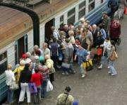 Появился еще один поезд до Черкасс