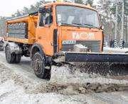 Харьковские дорожники готовятся к непогоде