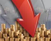 Правительство рассказало о падении экономики в 2015 году