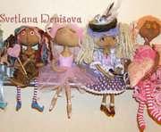 В Харькове пройдет выставка кукол к Валентинову дню