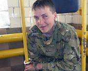 Надежда Савченко рассказала в суде подробности своего похищения