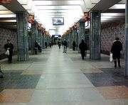 Харьковчане предлагают переименовать станцию метро «Маршала Жукова»