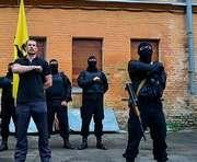 Харьковские улицы патрулируют активисты из «Азова»