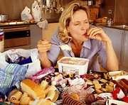 Грязная кухня провоцирует переедание