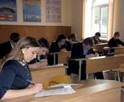 Харьковские школьники возвращаются на занятия