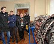 Харьковским кадетам показали военный вуз: фото-факты