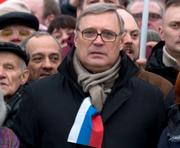 В Москве совершено нападение на лидера оппозиционного «Парнаса» Михаила Касьянова
