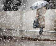 Погода в Харькове: дождь, снег и снова без осадков