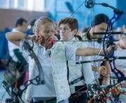 Харьковские кадеты успешно выступили на чемпионате Украины по стрельбе из лука