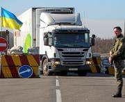 Активисты блокируют российские фуры на госгранице в Закарпатской и Волынской областях