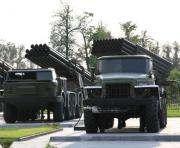 В Крыму развернули «Грады» в сторону Украины