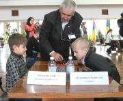 В Купянске прошел шахматный праздник