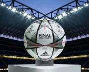 Представлен официальный мяч Лиги чемпионов УЕФА