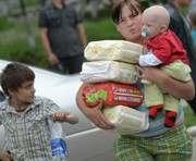 В России беженцами из Донбасса хотят заселить Сибирь