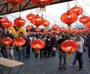 В Харькове отпразднуют День китайских фонарей