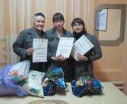 Пожизненно осужденных в Харькове наградили за творчество