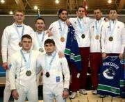 Харьковские шпажисты завоевали лицензию на Олимпийские игры