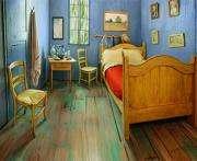 На Airbnb появилась комната с картины Ван Гога