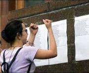 В Украине сократили сроки вступительной кампании