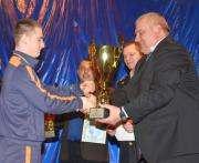 Лучшие в Украине гиревики живут в Харькове