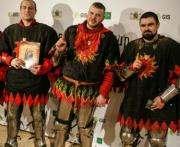 В Харькове прошел рыцарский турнир