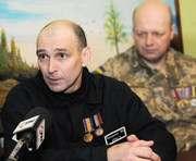 Харьковского заключенного наградили за героизм в АТО