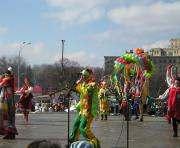 Харьковчане смогут праздновать Масленицу три дня