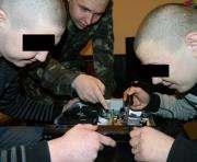 Подсудимые мальчишки увлеклись радиоэлектроникой