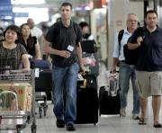 Пройти пограничный контроль в украинских аэропортах теперь можно всего за несколько секунд