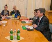 Глава Конгресса местных властей Евросоюза посетил Харьков
