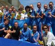 Виктор Остапчук о победе сборной Украины по синхронному плаванию: «По-другому и быть не могло!»