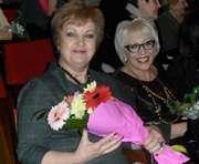 Женщины Харьковщины принимают поздравления с 8 марта