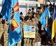 Харьковские курсанты поддержали Надежду Савченко