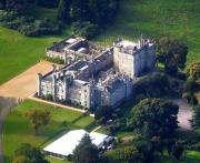 Туристам предложили стать слугой в шотландском замке