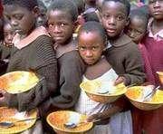 Через 30 лет голод может наступить по всей планете