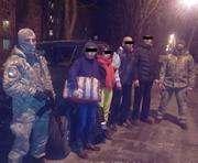В Харькове поймали вьетнамцев