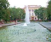 В Харькове заработают фонтаны