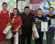 Под патронатом Виктора Остапчука прошел детский турнир по настольному теннису