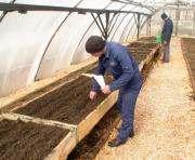 В колониях Харьковщины стартовали весенние сельхозработы