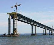 В Крыму признали, что Керченский мост без согласия Украины не построить