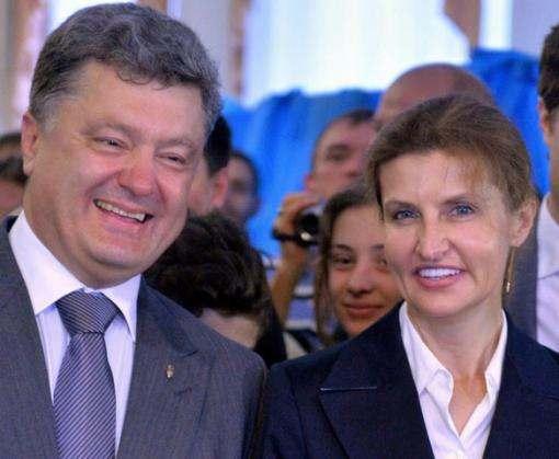 У Петра Порошенко родилась внучка