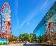 Что будет происходить в парке Горького на весенних каникулах